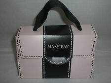 MARY KAY Consultant Emollient Cream EMPTY Pink Gift Bag Box Lot of 30 New Boxes