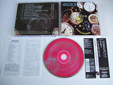 ABIGHOR Anticlockwise CD 1994 MEGA RARE OOP ORIGINAL 1st PRESSING JAPAN w/ OBI!!