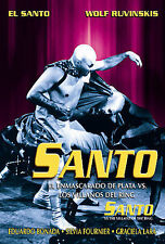 Santo El Enmascarado De Plato Vs. Los Villanos Del Ring
