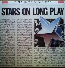 Stars on Long Play LP (Beatles Mix)