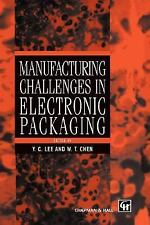 Manufacturing Challenges in Electronic Packaging-ExLibrary