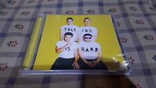 Walk the Moon - Talking is Hard - Made in the Philippines - Sealed