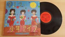 712 - SHONEN KNIFE - LP 33 GIRI - CANADA PRESS