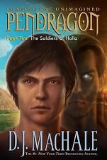 D J Machale - Pendragon 10 Soldiers Of Halla (2014) - Used - Trade Paper (P