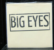 "Big Eyes - Demo 2010 Mint- 7"" Vinyl 45 Record 2013 Evil Weevil EWR007 / GRAVE057"