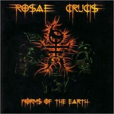 ROSAE CRUCIS - Worms Of The Earth CD