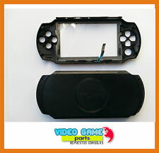 Carcasa Repuesto Negra PSP E1000 Original Black Cover