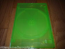 1 Xbox 360 2 Disc Genuine Microsoft OEM Replacement Game Case CD DVD Box