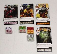 Marvel Dice Masters ASM Amazing Spider-Man Starter SUPPLEMENT SET w/ Extra Dice