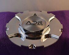 ADR Design Chrome Custom Wheel Center Cap Set of One (1)
