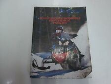 2010 2013 Polaris Pro-Ride Snowmobile Service Repair Manual WORN STAINED FACTORY