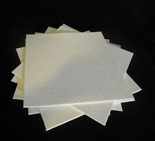"""KAOWOOL THERMAL INSULATION  PAPER 700 GRADE 12"""" x 12"""" x 1/8"""" THICK No.: 1"""