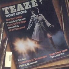 Body Shots - Teaze (2006, CD NIEUW)