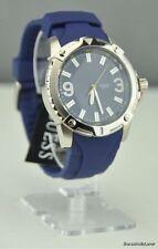 Nuevo Reloj GUESS Blue Acero Hombre NeUf W85086G1