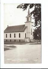 Real Photo Postcard Post Card Madella Minnesota Minn Mn Church # 24