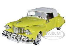 1948 LINCOLN CONTINENTAL YELLOW 1/32 DIECAST CAR MODEL BY ARKO PRODUCTS 24801