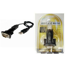 Cables Unlimited High Speed USB 2.0 to Serial RS-232 DB-9 Converter DB9 RS2