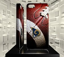 Coque rigide pour iPhone SE Saint Louis Rams NFL Team 03