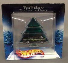 MATTEL HOT WHEELS 2002 HOLIDAY TREE DECORATION ORNAMENT B0980