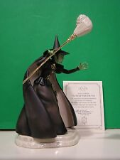 LENOX WICKED WITCH OF THE WEST sculpture NEW in BOX with COA  WIZARD of OZ