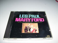 Les Paul And Mary Ford - The Favulous * USA CD 1988 *