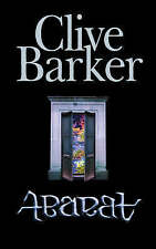 Abarat by Clive Barker ~ small paperback ~ 821