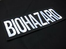 Resident Evil Umbrella Corporation BIOHAZARD Big Back Of The Body Patch