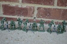 WWII German Infantry Mortar Section 60MM Expeditionary Force Toy Soldier