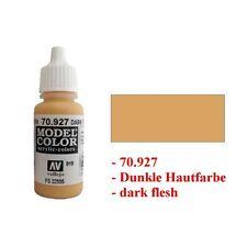 Vallejo Color - Dark flesh 019