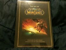 The Art of World of Warcraft by Blizzard Entertainment New & Sealed Gaming/Art