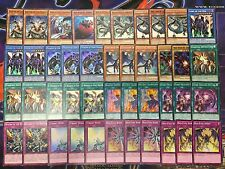 YUGIOH RED EYES B. DRAGON DECK *Lord of the Red, Paladin of Dark, Spirit, Burn~