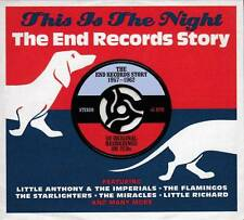 THIS IS THE NIGHT - THE END RECORDS STORY 1957-1962 - 50 ORIGINALS (NEW 2CD)