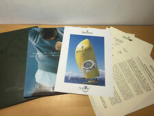 Press Release AUDEMARS PIGUET - Copa de América 2000 - Be Happy - For Collectors