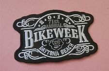 Bike Week 71st Annual Daytona Beach 2012)  New Patch