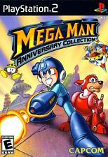 Mega Man Anniversary Collection - Playstation 2 Game Complete