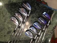 Titleist 681 irons 2-pw s-300 shafts