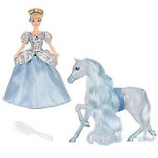 Disney - Disney Parks Collection - Cinderella Doll and Horse - Brand New