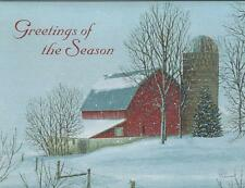 Lang Christmas Cards, Box Of 21, Christmas Vacation By Rollie Brandt (111)