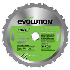 Evolution Fury Multipurpose Blade 185 mm
