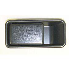 Jeep -TJ - Left Door Handle Exterior - Black with Half Doors - 55176549