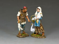 RH023 Poor Down - Trodden Peasants Set by King & Country