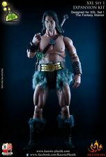 1/6 Scale KAUSTIC PLASTIK CONAN custom figure EXPANSION KIT  no hot toys