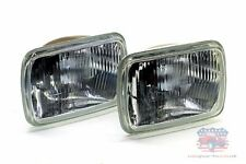 FRONT HEADLIGHT / HEADLAMP SET EURO VERSION JEEP CHEROKEE 1984 - 2001