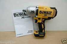 DEWALT XR DCF899 18V HIGH TORQUE DETENT PIN  IMPACT WRENCH BARE UNIT