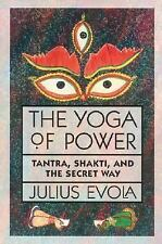 The Yoga of Power: Tantra, Shakti, and the Secret Way, Julius Evola, Acceptable