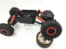 Rock Crawlers Driving Car Chassis 4WD Bigfoot  1:18 Model model robot car chassi