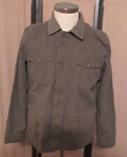 LUCKY BRAND Army Green Uniform Jacket Mens Small