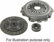 CLUTCH KIT(3PC) FOR NISSAN ALMERA 1.5 AND NISSAN PRIMERA 1.6 YEAR 2000