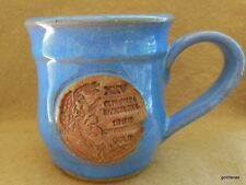 "Hand Made Mug 1992 Olympics Barcelona US Shooting Team 4"" Signed"