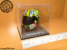 VALENTINO ROSSI AGV HELMET MUGELLO 1/5 2013 MOTO-GP #46 MONSTER CASQUE CASCO